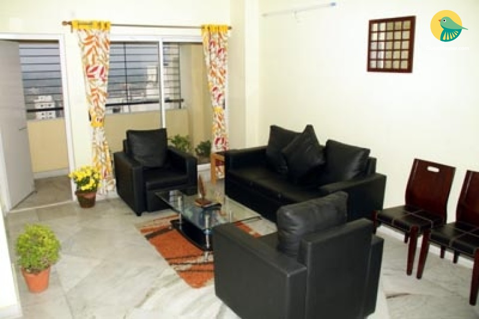 3BHK Apartment with all facilities in kolkata