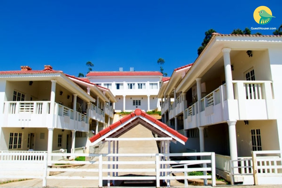 Boutique stay near Ooty Lake