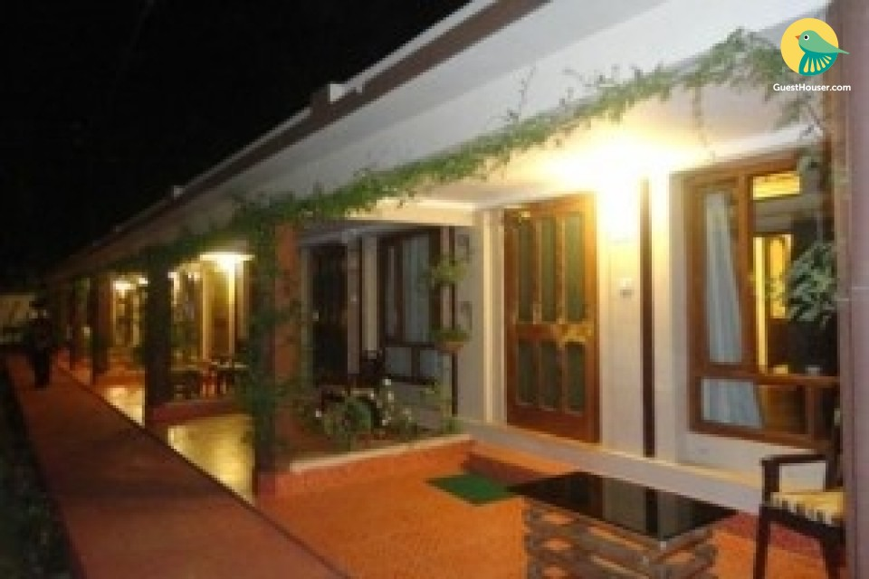 Luxury Deluxe Rooms to stay