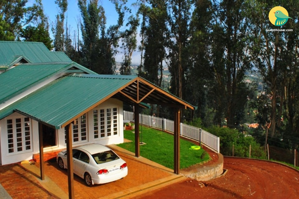 Private room near Ooty Lake