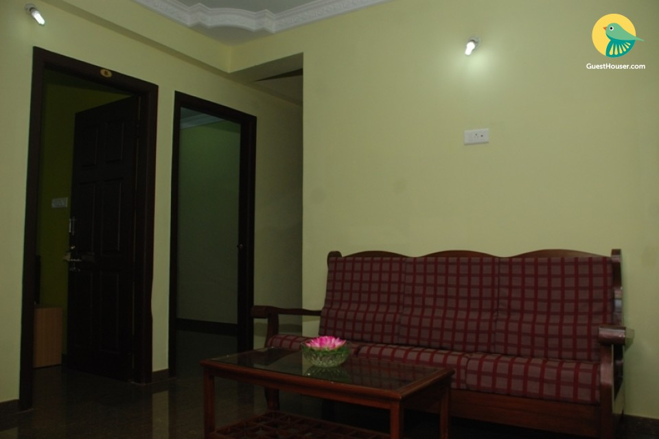 Relaxing retreat for friends, 1.1 km from Ooty Lake