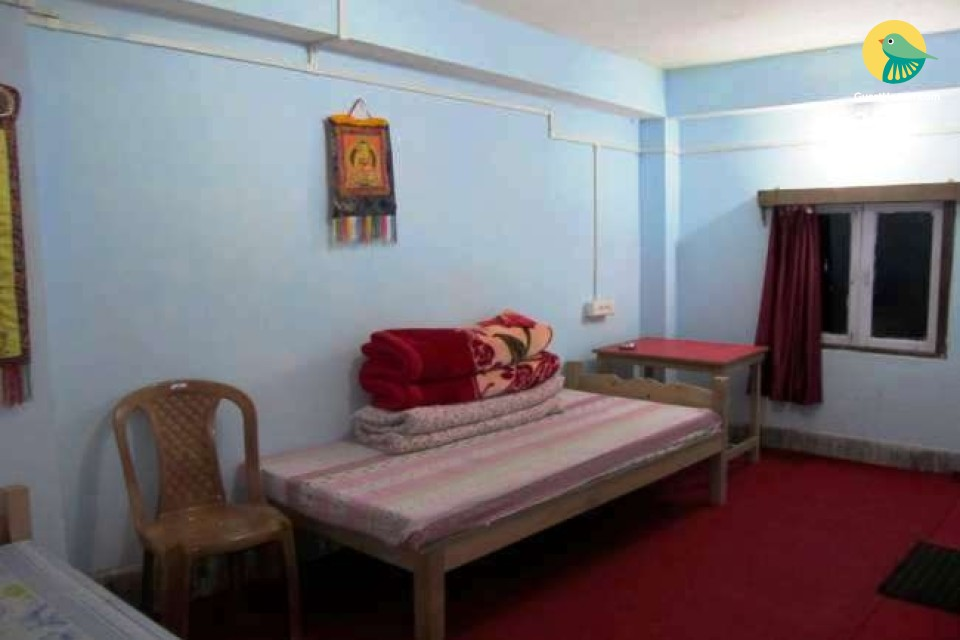 A 4 Room Stay