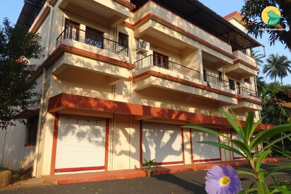 Guesthouse in Goa