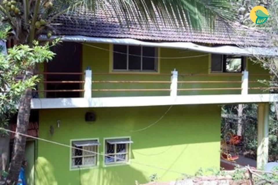 A 10 Room Homestay