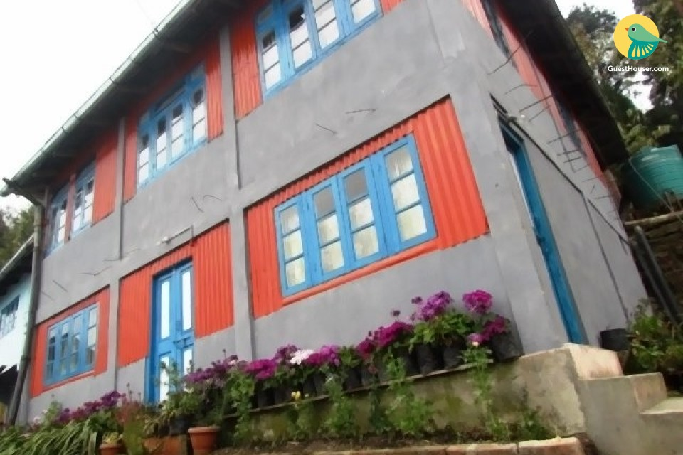 4 bedroom accommodation for group stay