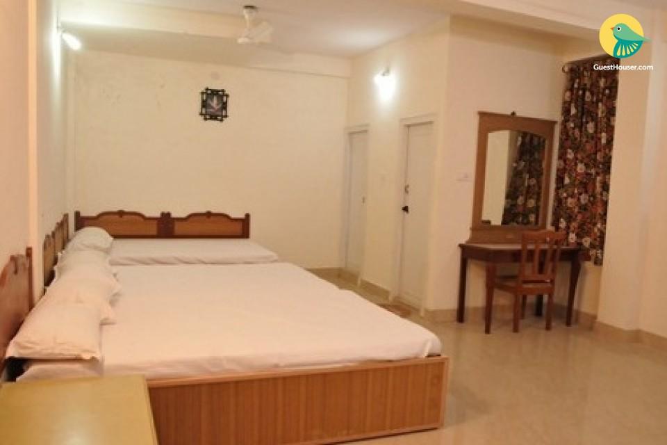 Family accommodation