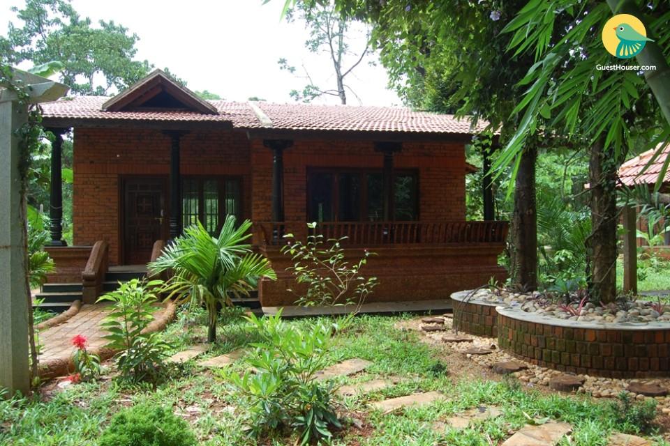 Villa with 1 bedroom