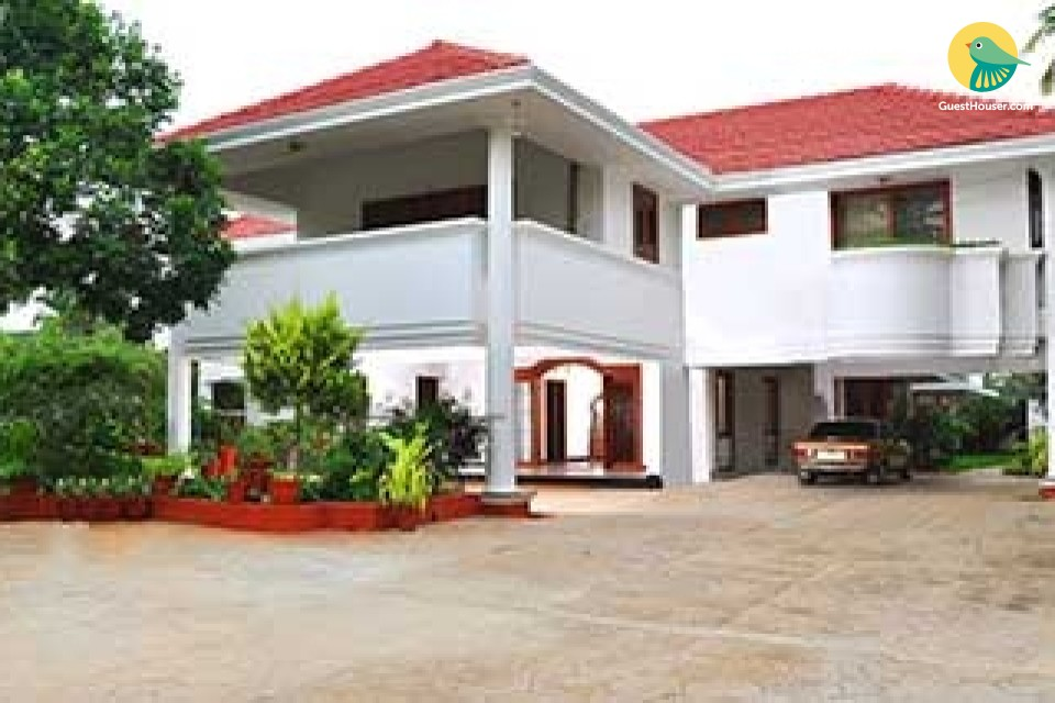 7-bedroom accommodation for group stay