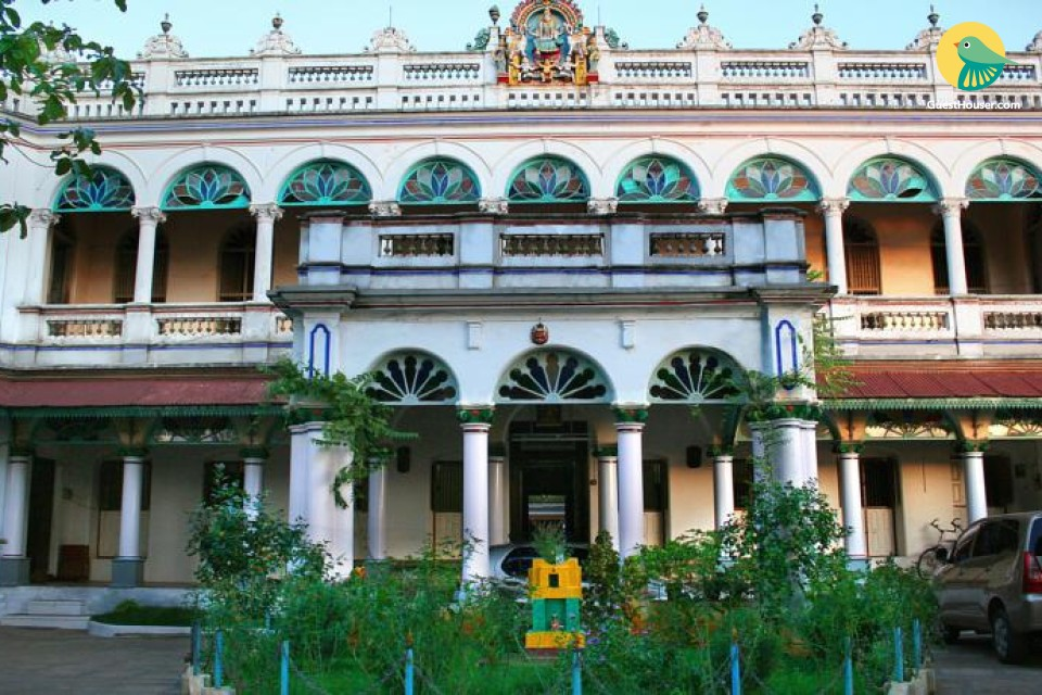 Traditional and Beautiful stay in Tamil Nadu