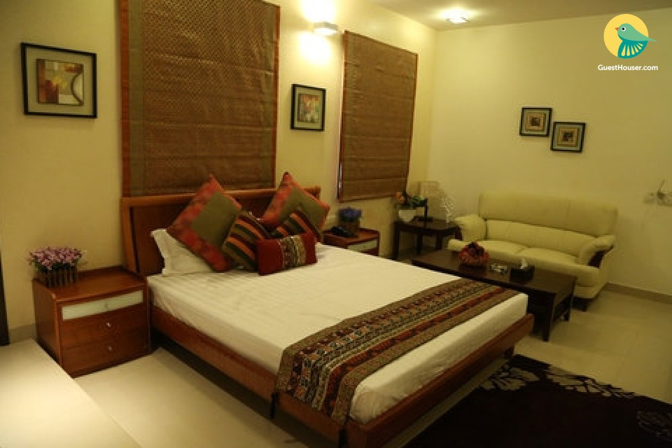 Attractive Suite to Stay