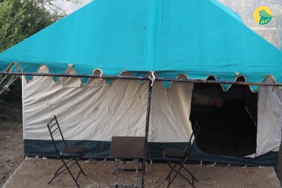 Enjoy Camp In  DHANAULTI