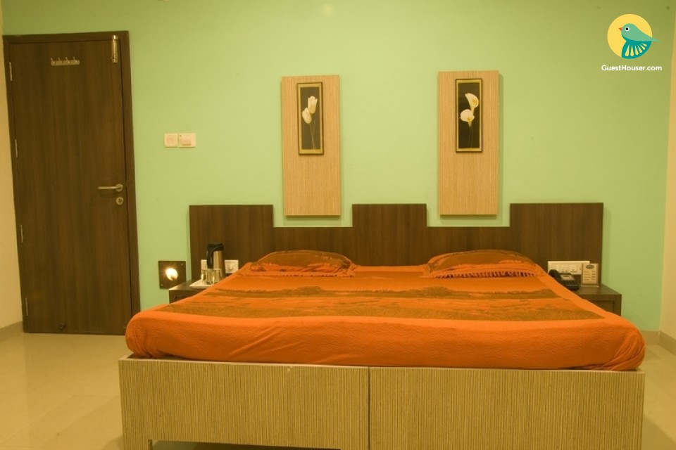 A real good place to stay at Ratlam