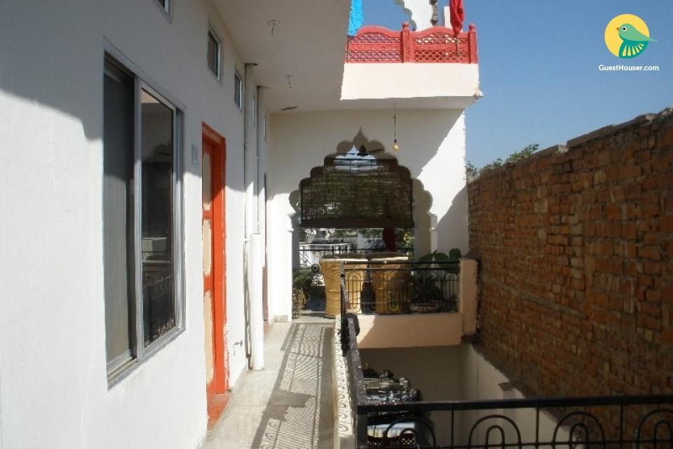 Economic rooms to stay in Pushkar