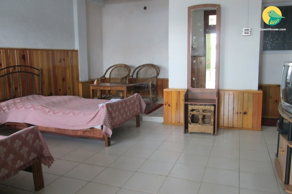 Full furnished guest house