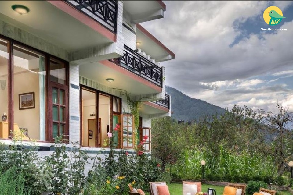 Refreshing stay for 3, near Hidimba Devi Temple