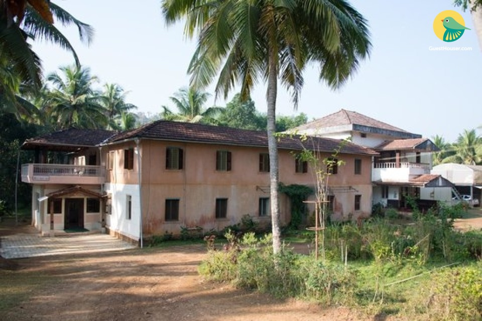 A HomeStay in Sirsi