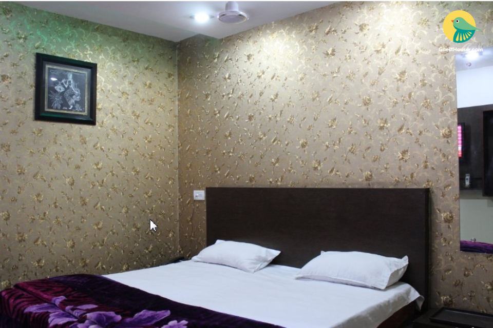Super Deluxe Room for relax stay