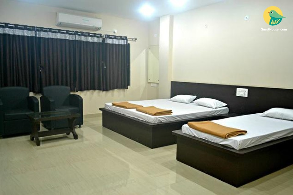 Nice 3 Bedded room to stay in orissa