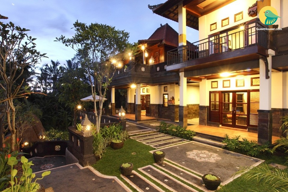 A Stay Nestled in the heart of Ubud