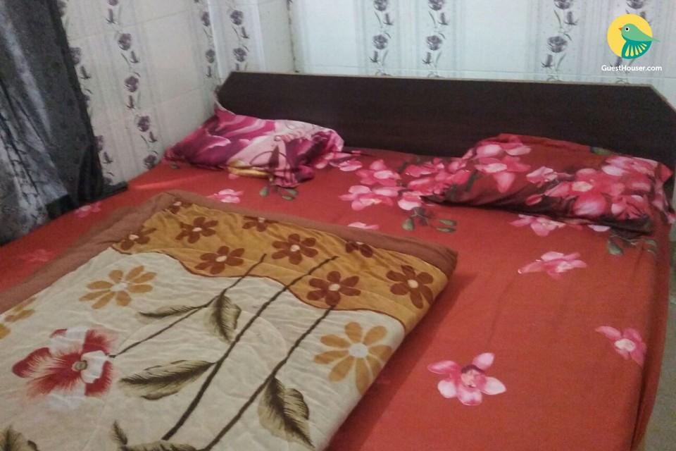 Cozy rooms in haridwar