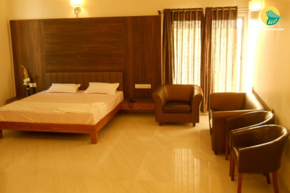 Well furnished rooms to stay