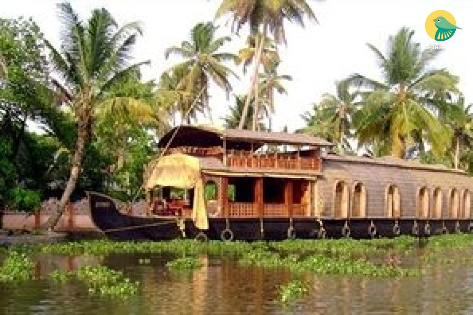 5 bedroom houseboat in Alappuzha
