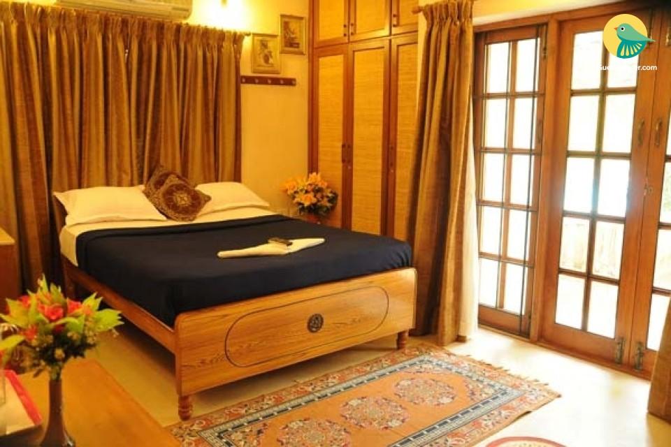 A pleasant and luxury villa