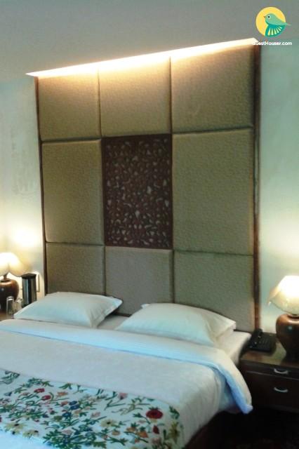 Deluxe Room near Zabarwan Hills
