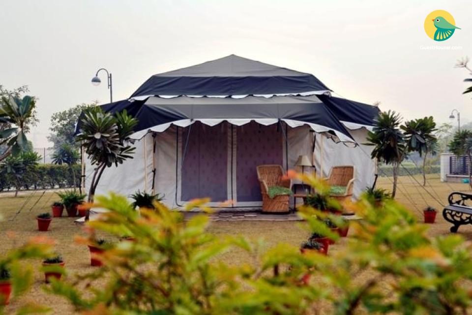 1 Bedroom Tent in Dausa