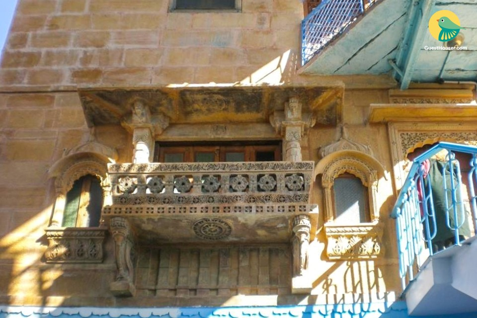 Beautiful heritage stay for two, near Mehrangarh Fort