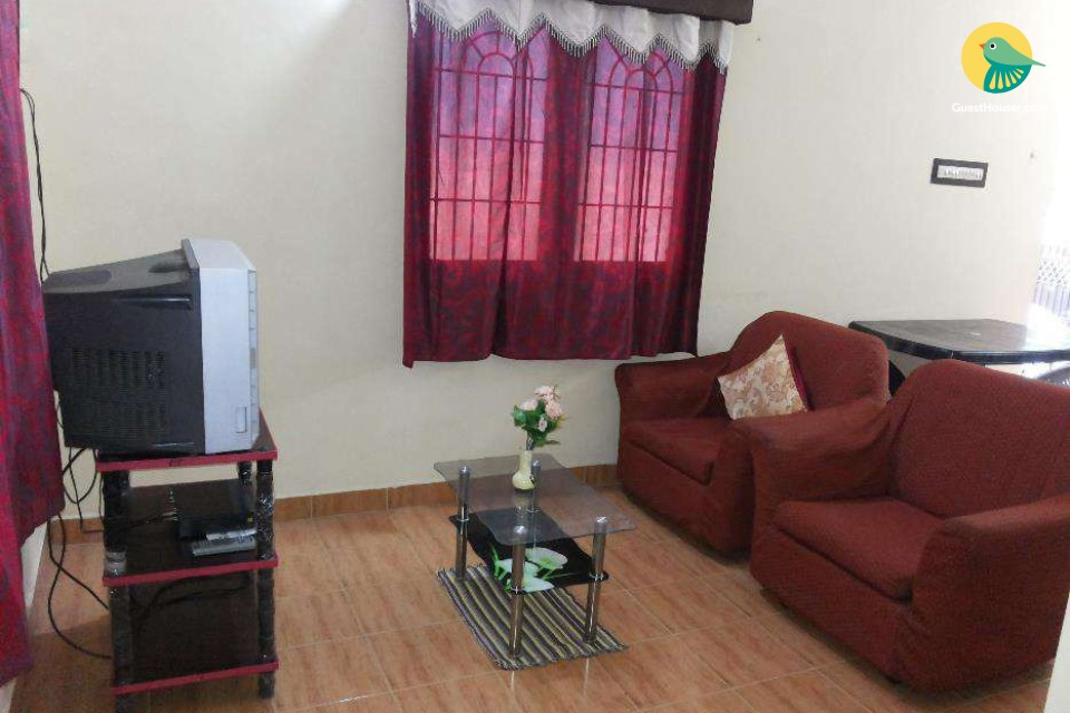 1 Bedroom Apartment in Chennai
