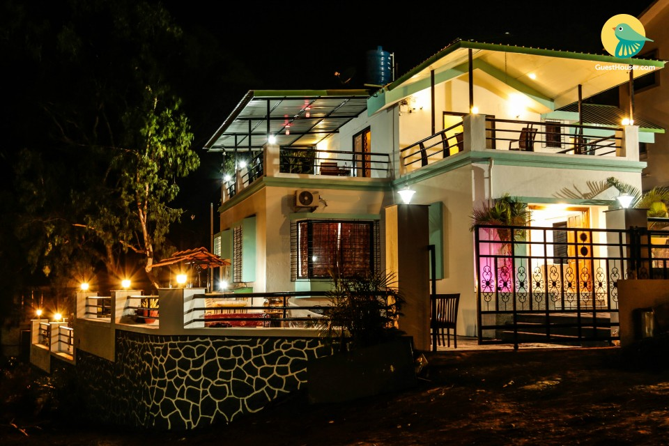 4 Bedroom Bungalow in Panchgani