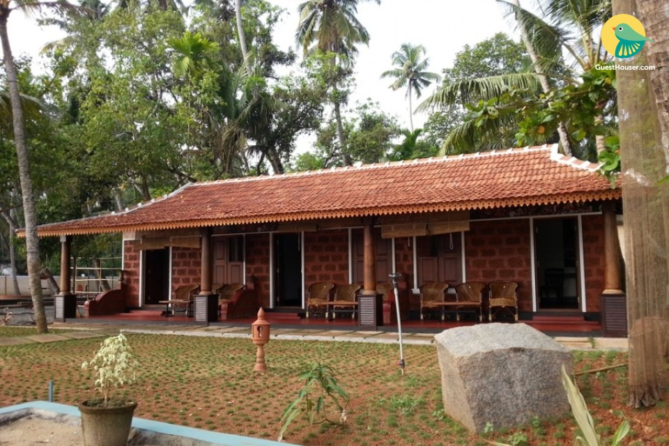 Peaceful villa to stay in cochin