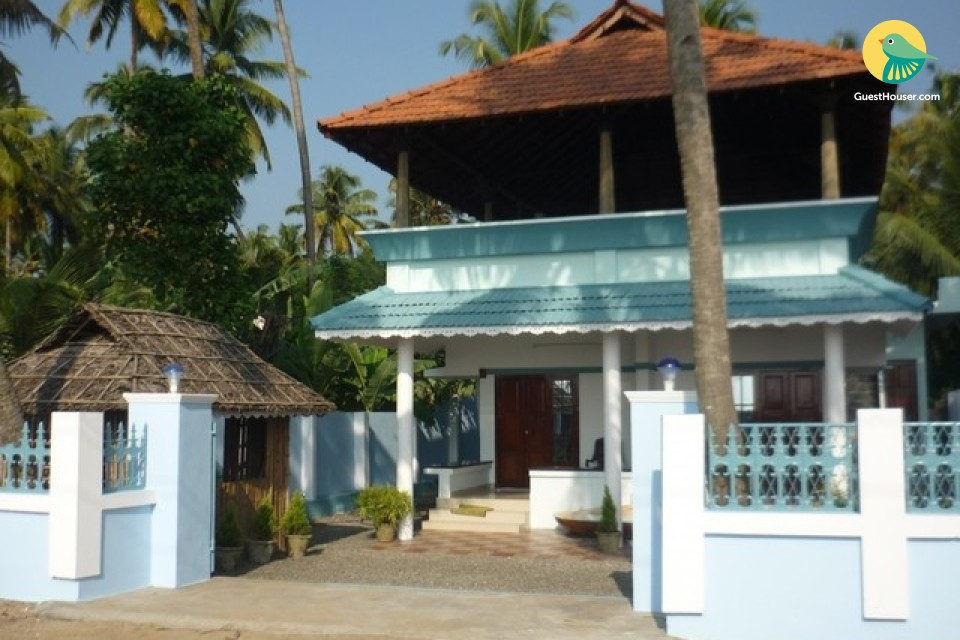 Graceful villa in cochin