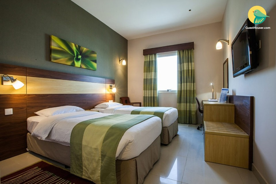 Super deluxe room to stay