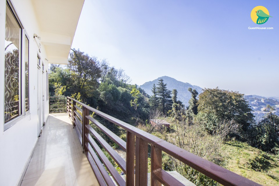 Peaceful 7-bedroom accommodation ideal for group stays
