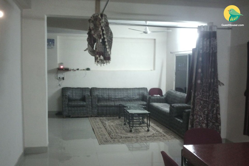 A 4 Room Entire Apartment