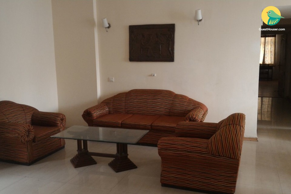 4 Bed Room Apartment For group stay