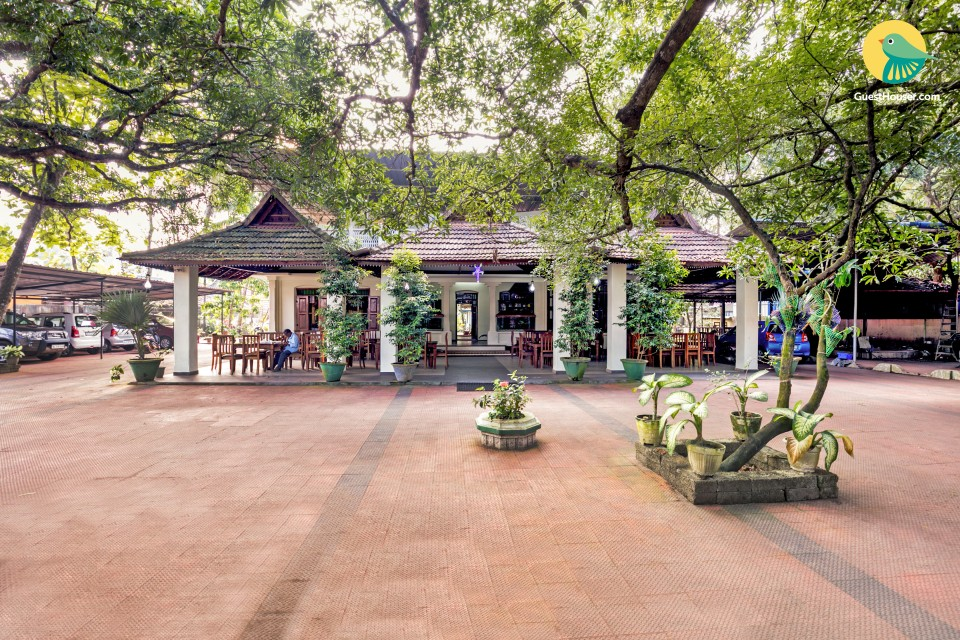 Romantic abode for those seeking serenity