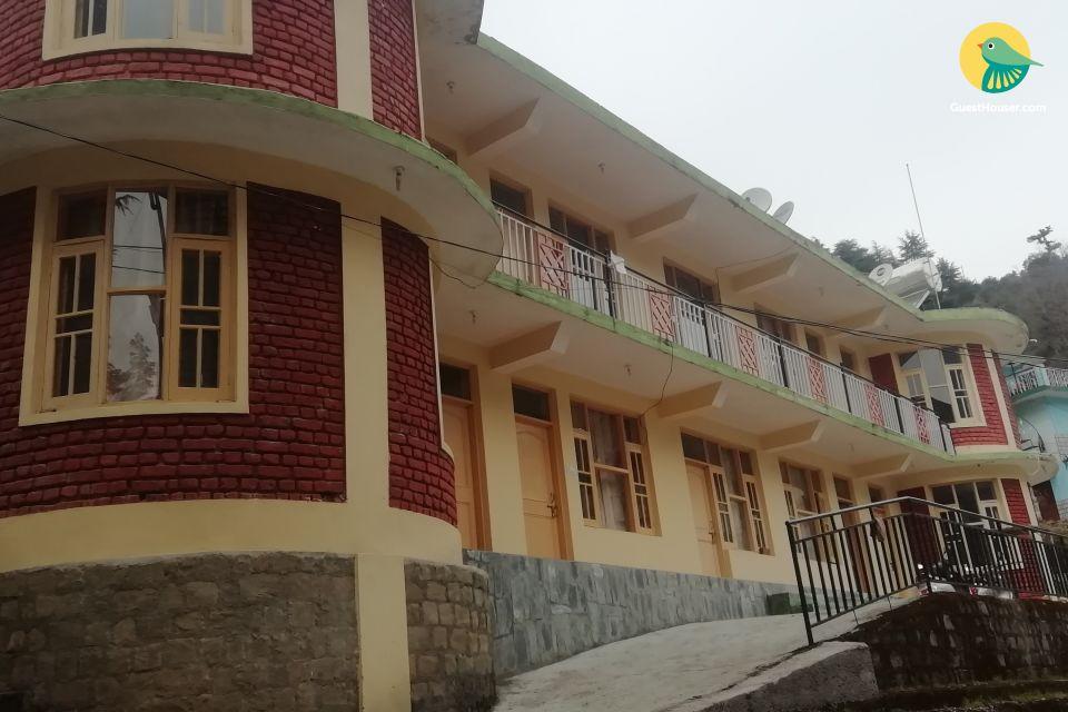 Room for 4 in dharamshala