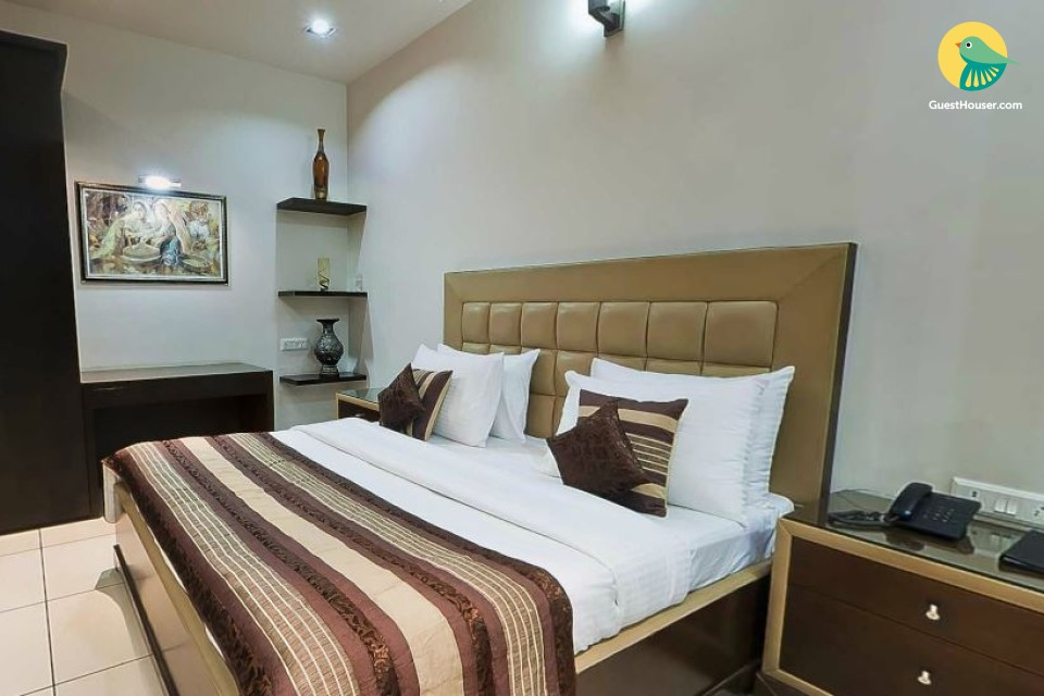 1-BR accommodation for two