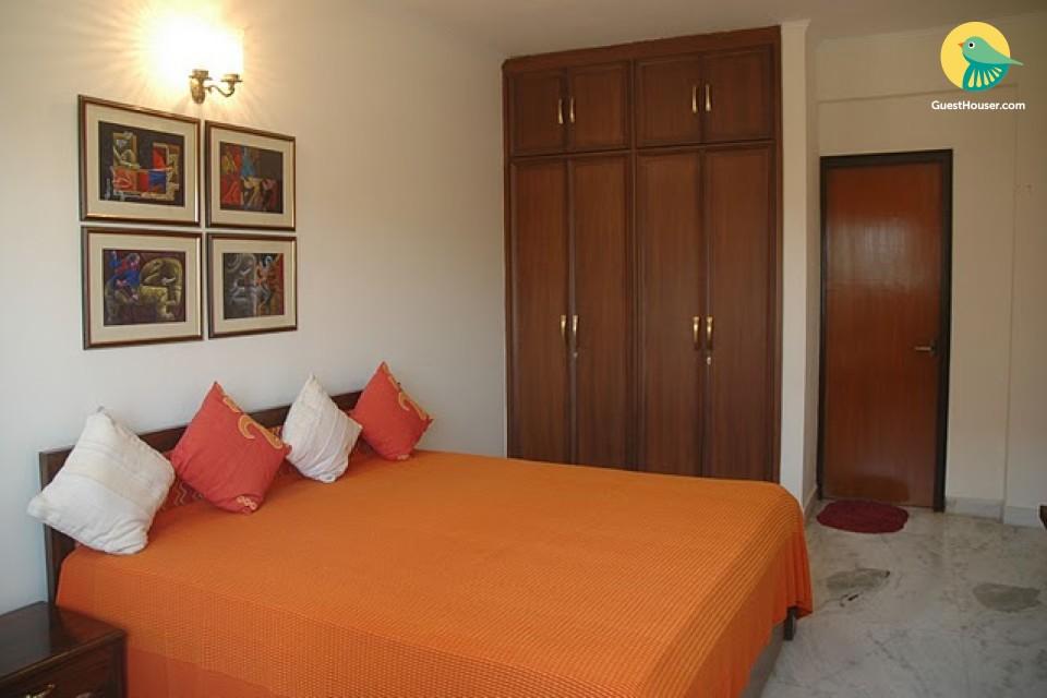 Modular Apartment with three bedroom