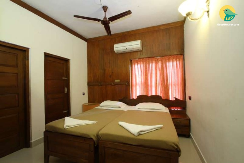 Comfy private room in Varkala