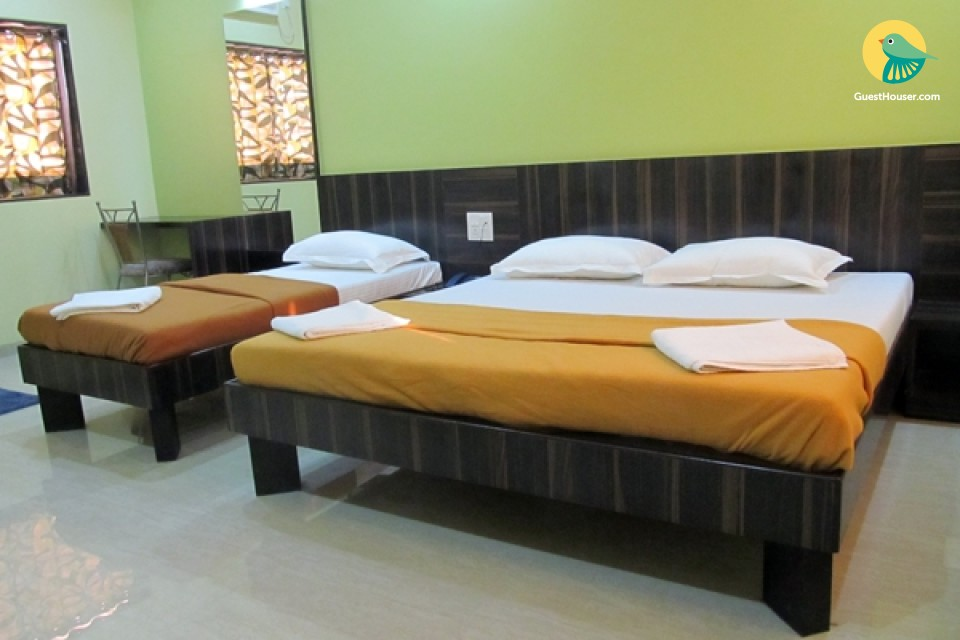 3 Bedded Stay