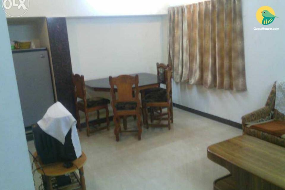 2BR Simple Homestay near Gandhi Ashram
