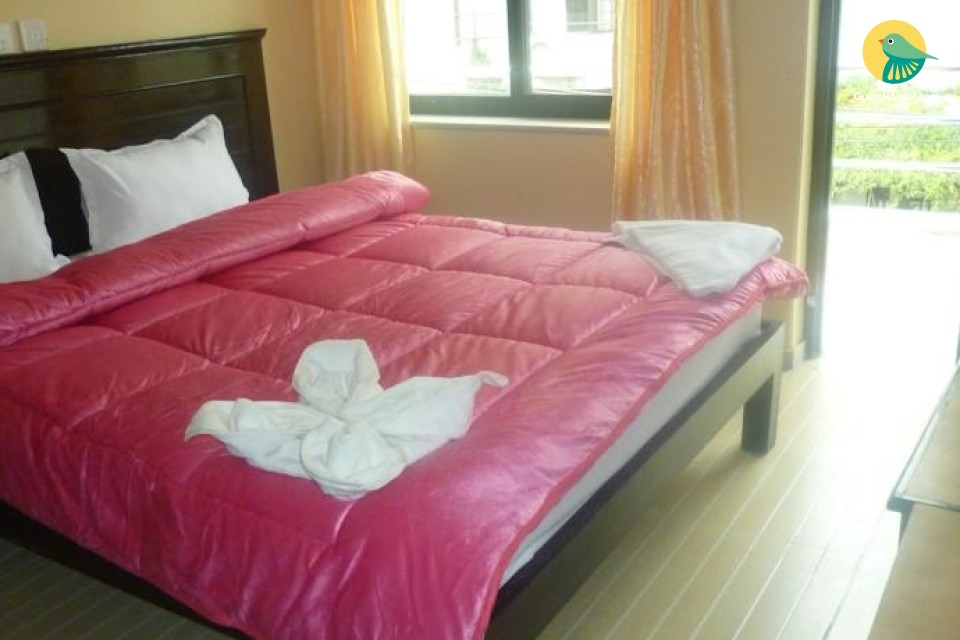 Standard room available