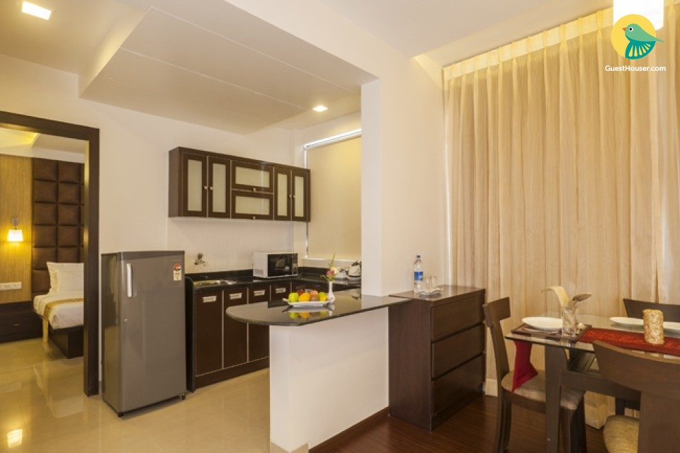 Comfort 1BHK Apartment to Stay