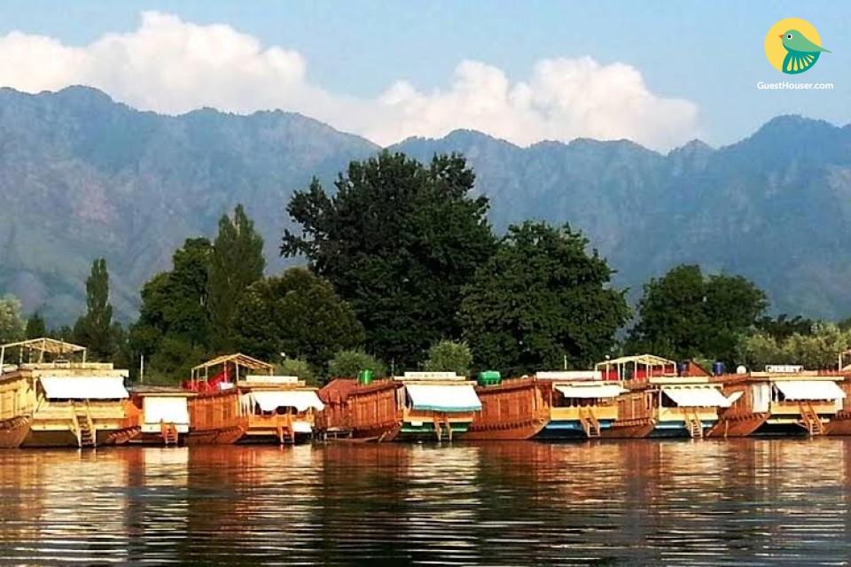 Stay in Lavish house boat