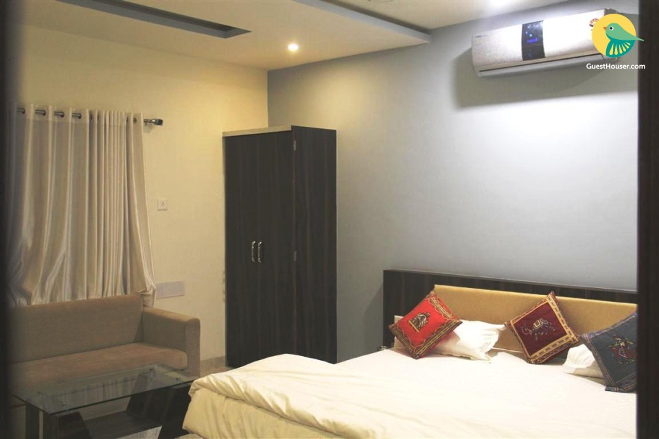 Comfortable stay in Maheshwar