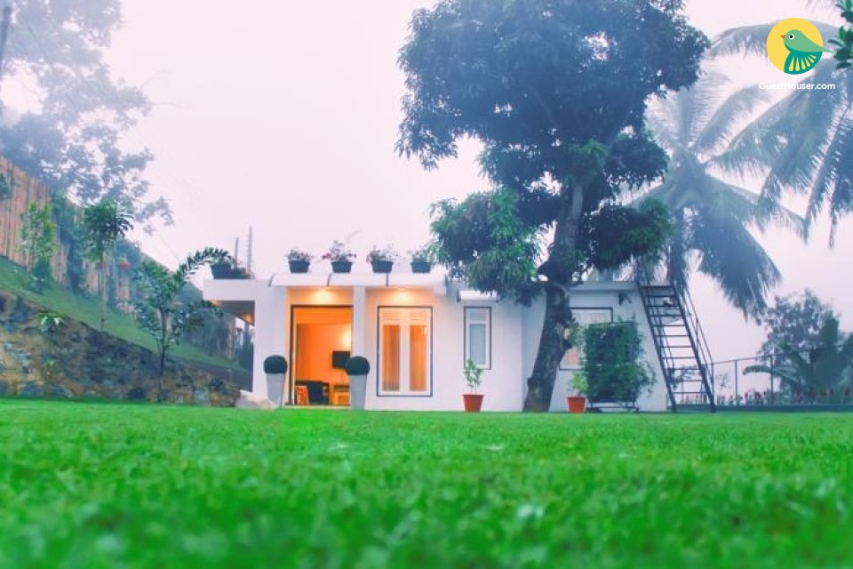 Astonishing 3 bed farm house